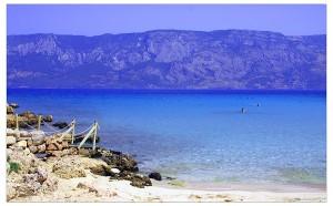 Пляж острова Клеопатры