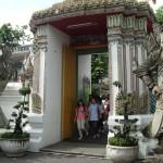 Экскурсия в Храм Лежащего Будды. Тайланд